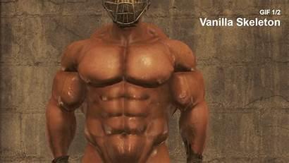 Muscle Male Atomic Guys Fallout Mods Load