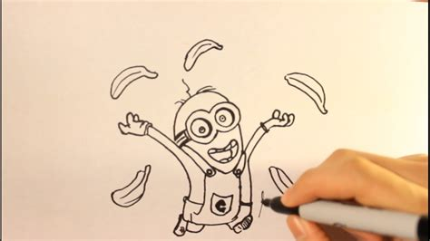 draw  minioneasy step  step drawing tutorial