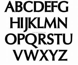 best 25 large letter stencils ideas on pinterest With large letter stencils for signs
