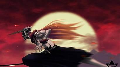 Ichigo Lorde Vasto Wallpapers Bleach Kurosaki Form