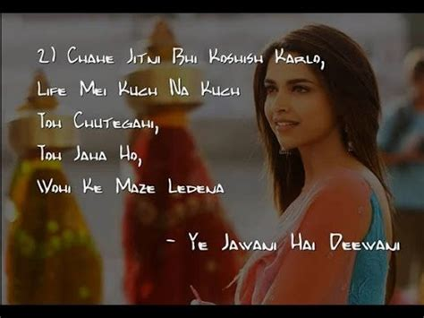 Top 10 Bollywood Inspirational Movie Dialogues. Confidence Quotes In Movies. Love Quotes Lost. Jfk Quotes About Strength. Harry Potter Quotes Memories. Family Quotes Values. Love Quotes Journey. Work Quotes And Inspirational Sayings. Life Quotes By Name