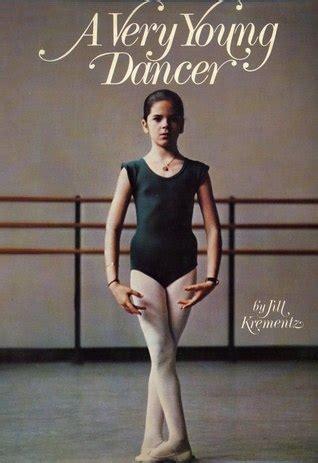 young dancer  jill krementz