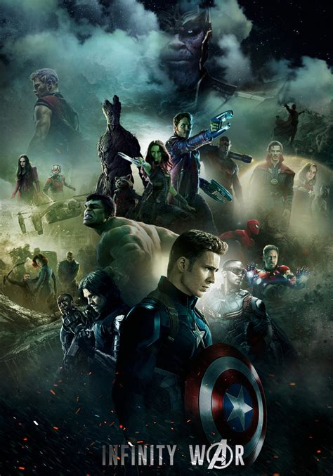 Marvel May Debut First Avengers: Infinity War Trailer Next ...