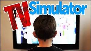 Fernsehen Macht Dumm : fernsehen macht dumm tv watching simulator kedos youtube ~ Frokenaadalensverden.com Haus und Dekorationen
