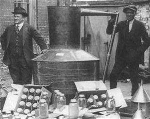 Speakeasies and Bootleggers - Prohibition