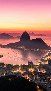 Rio At Home : wallpaper rio de janeiro sunrise sky 5k travel 16126 ~ Lateststills.com Haus und Dekorationen