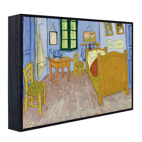 Gogh Bedroom At Arles by Bedroom At Arles Gogh Touch Of Modern