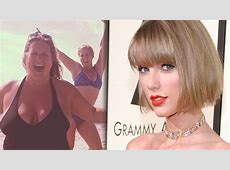Amy Schumer Calls Out Taylor Swift Over Thigh Gaps? YouTube