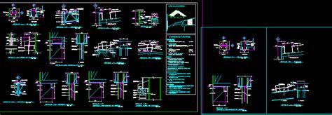 structural details dwg detail  autocad designs cad