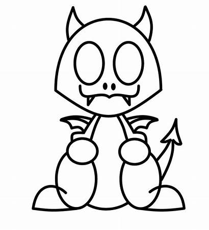 Dragon Draw Drawing Cartoons Eyes