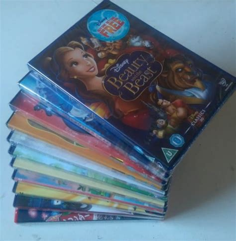 brand new sealed disney lot of 11