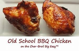 Old School BBQ Chicken on the Char