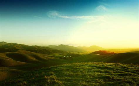 Grassy Hills Wallpapers  Top Wallpaper Desktop