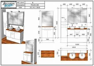 un meuble de salle de bain fonctionnel avec du rangement With meuble sous lavabo avec colonne 6 un meuble galbe brillant et design atlantic bain