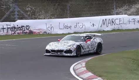 2019 Chevrolet Corvette Zr1 Rumored To Debut At