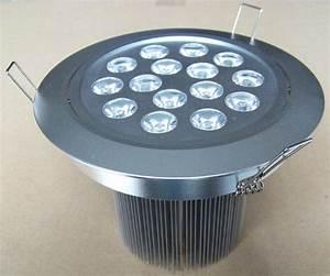 Spot Led Encastrable Plafond : spot encastrable led 15w 980lm ~ Dailycaller-alerts.com Idées de Décoration