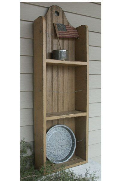 primitive shelf patterns woodworking projects plans