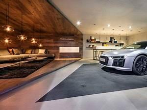 Garage Audi Paris : audi the paris motor show 2016 schmidhuber exhibits garage audi voiture ~ Maxctalentgroup.com Avis de Voitures