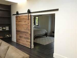 Separation Salon Chambre : quelle porte coulissante pour votre chambre ~ Zukunftsfamilie.com Idées de Décoration