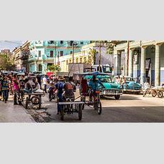 Ein Rundgang Durch Havanna Nightside