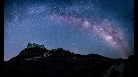 How Shoot Retouch The Milky Way Plp Youtube
