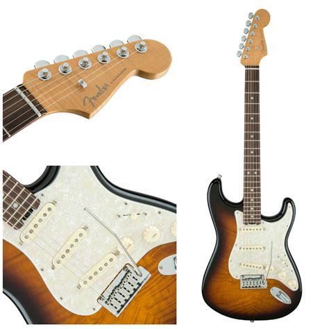 Fender Limited edition American Elite Stratocaster in 2 ...