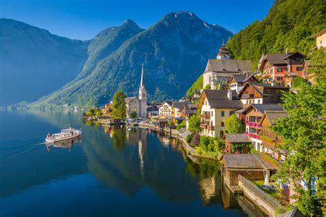 Salzburg Lake District Walking Holiday In Austria Self