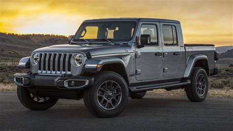 2020 Jeep Gladiator Build And Price by Jeep Gladiator 2020 Revealed Wrangler Ute Officially