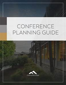 9  Conference Project Plan Examples