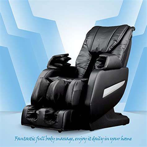 brown zero gravity shiatsu chair