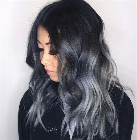 trend warna rambut  gaya model terbaru