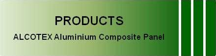 alcotex aluminium composite panel nyc contracts sdn bhd kuala lumpur malaysia