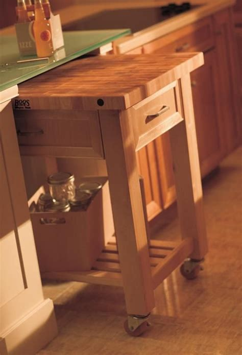 Islands, Countertop dishwasher and Rolling island on Pinterest