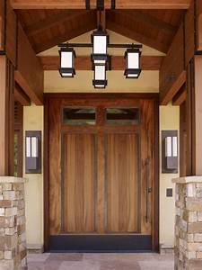 27 Impressionable Front Door Light Fixtures - Interior