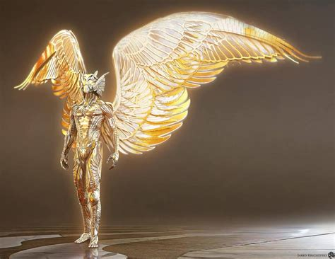 The Concept Art Library — The Gods Of Egypt Horus