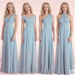 dusty blue bridesmaid dress 25 best ideas about winter bridesmaid dresses on wedding ideas