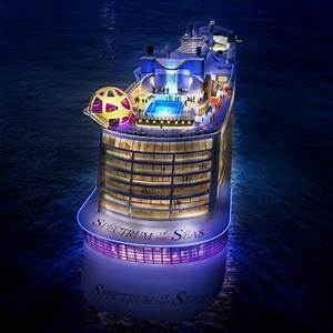 In Images Royal Caribbean Unveils QuotAsia39s Largest And