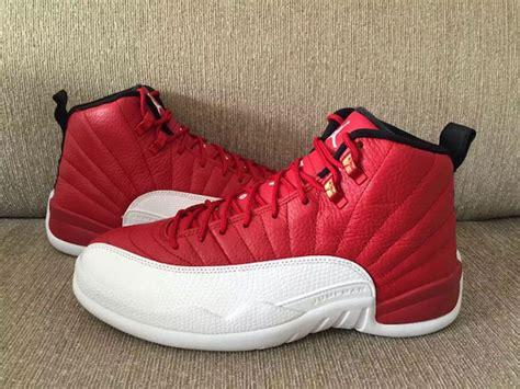Air Jordan 12 Gym Red Release Date Sneakerfiles