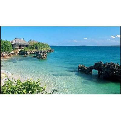 Wonderful Pansy Island - Bazaruto Archipelago in
