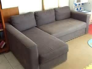 ikea l shaped sofa bed in dubai uae dubazaaro com