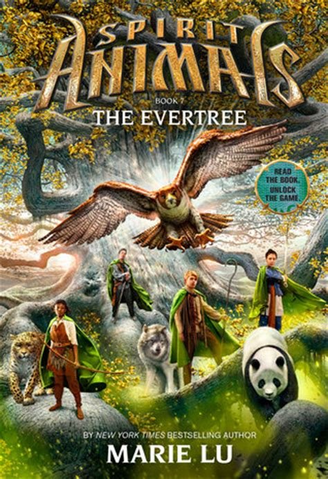 evertree spirit animals   marie lu reviews discussion bookclubs lists