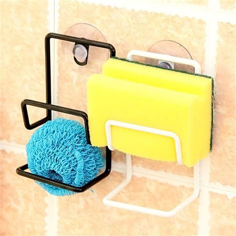Tidy Organizer Rack Kitchen Tool Bathroom Sink Caddy