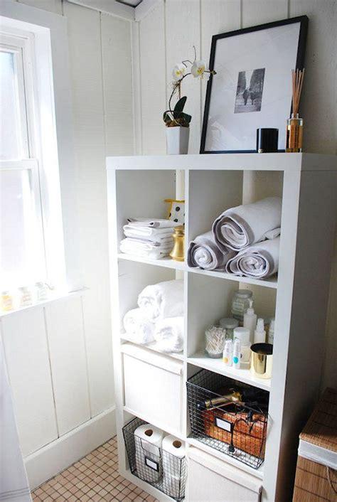 bathroom storage ideas ikea different ways to use style ikea 39 s versatile expedit shelf