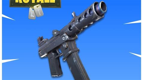 vaulted fortnite weapons dbltap