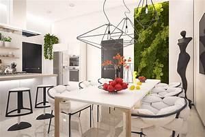 Verdant Vertical Gardens Bring Beauty Indoors