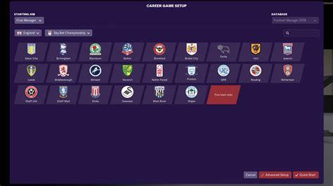 football manager  features full bundesliga pcgamesn