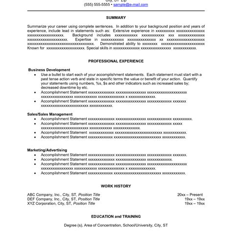 summary statement for resume free resumes tips