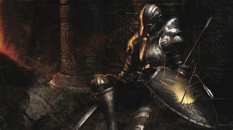 hd wallpaper dark souls shield armor