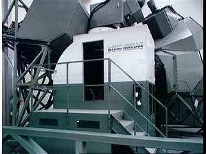 Views of the Apollo Lunar Module Mission Simulator