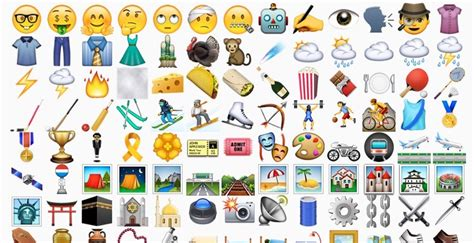 iphone new emojis photos apple s ios 9 1 will add new emojis to iphone